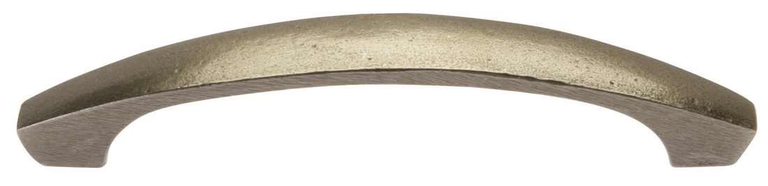 Burbidge Handle Collection Traditional K107 Bow Handle Cast Iron Effect 143 x 26 mm 128 mm Hole Centre