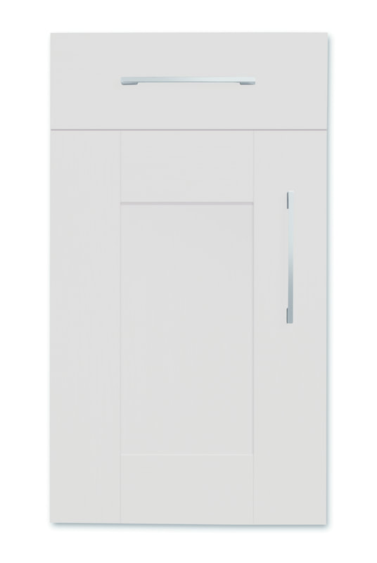 Mirano Richmond Painted Classic Traditional Cashmere Matte Shaker Tongue V Groove Kitchen Door