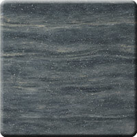 Hanex BL-206 Slate Grey Acrylic Solid Surface Worktop Counter