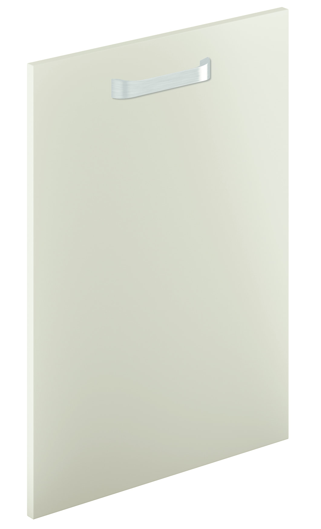 Mirano Lusso Modern Contemporary Dakar Matte Painted Slab Kitchen Door