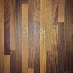 25mm Small Stave Solid Walnut Timber Wooden Surface Worktop Counter