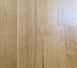 80mm Full Stave Solid Oak Timber Wooden Surface Worktop Counter