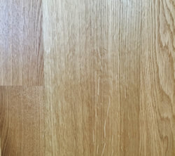 80mm Full Stave Solid Prime Oak Timber Wooden Surface Worktop Counter